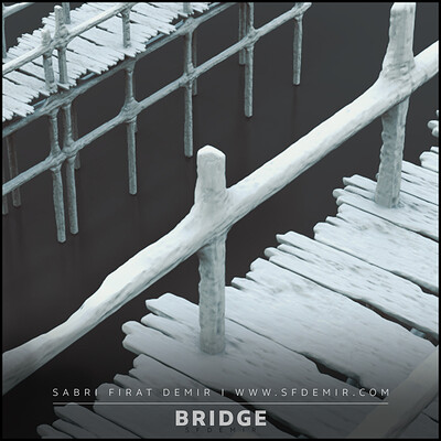 Old Bridge Sculpting