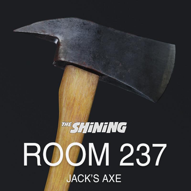 Room 237 - Jack's Axe