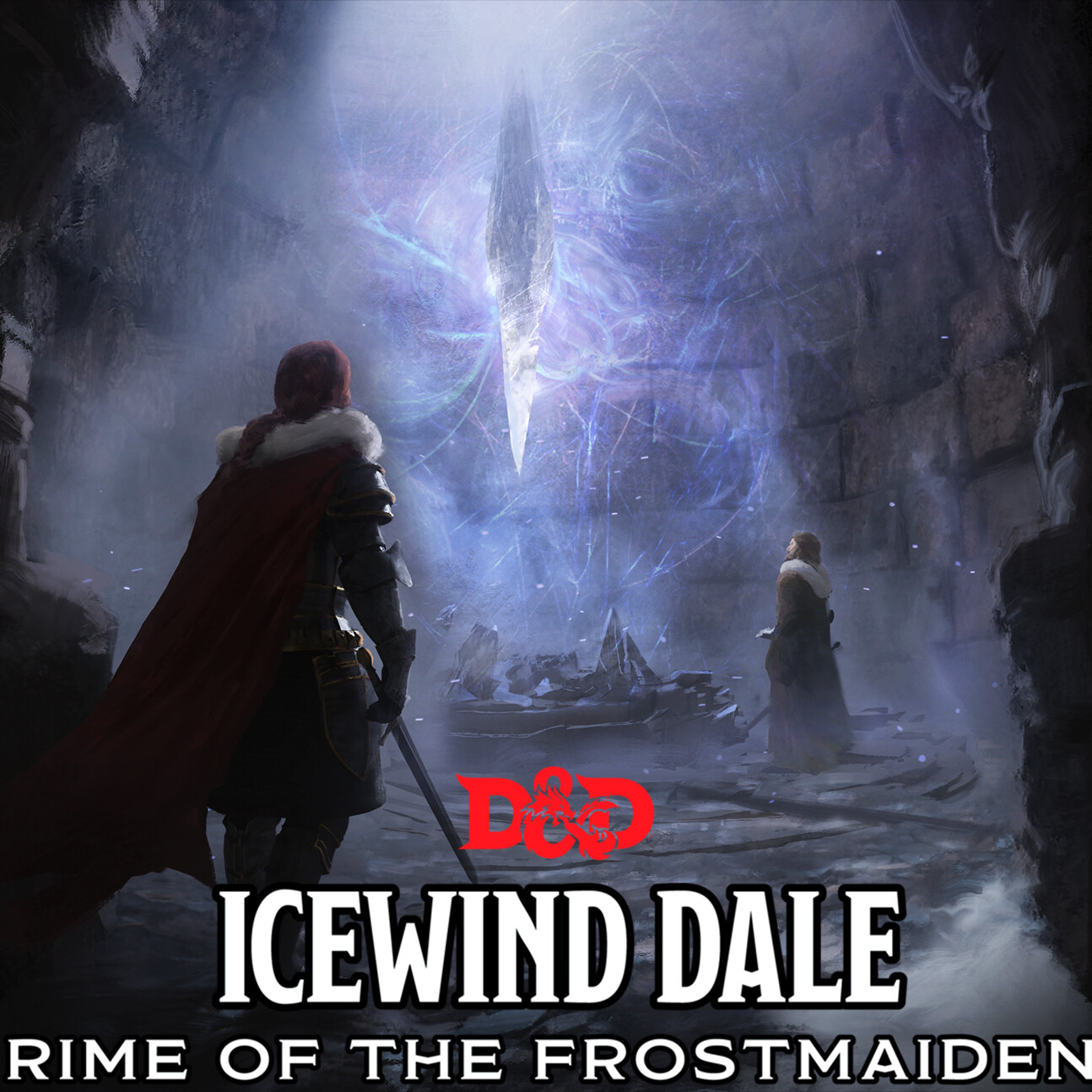 D&D Rime of the Frostmaiden - Ostorian Spindle