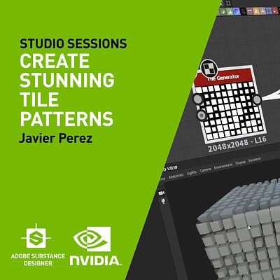 NVIDIA| Create Stunning Tile Patterns
