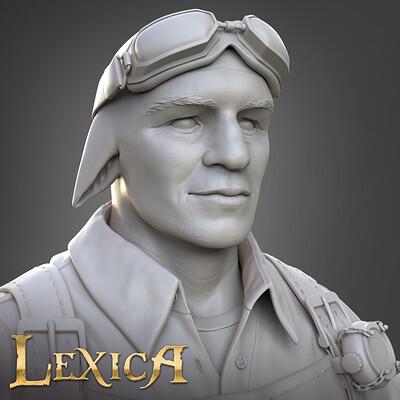 NPC Sculpts: The World of Lexica