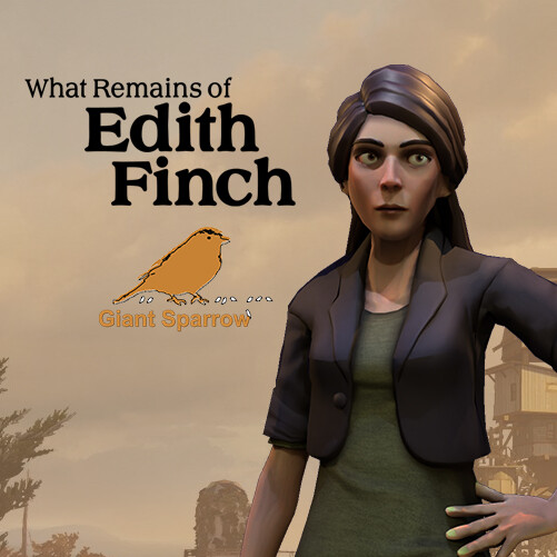 Generic Female Character  - What Remains of Edith Finch