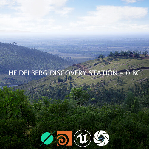 Heidelberg Discovery Station 0 BC