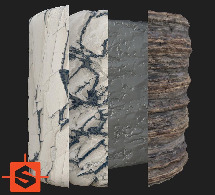 Stones substances