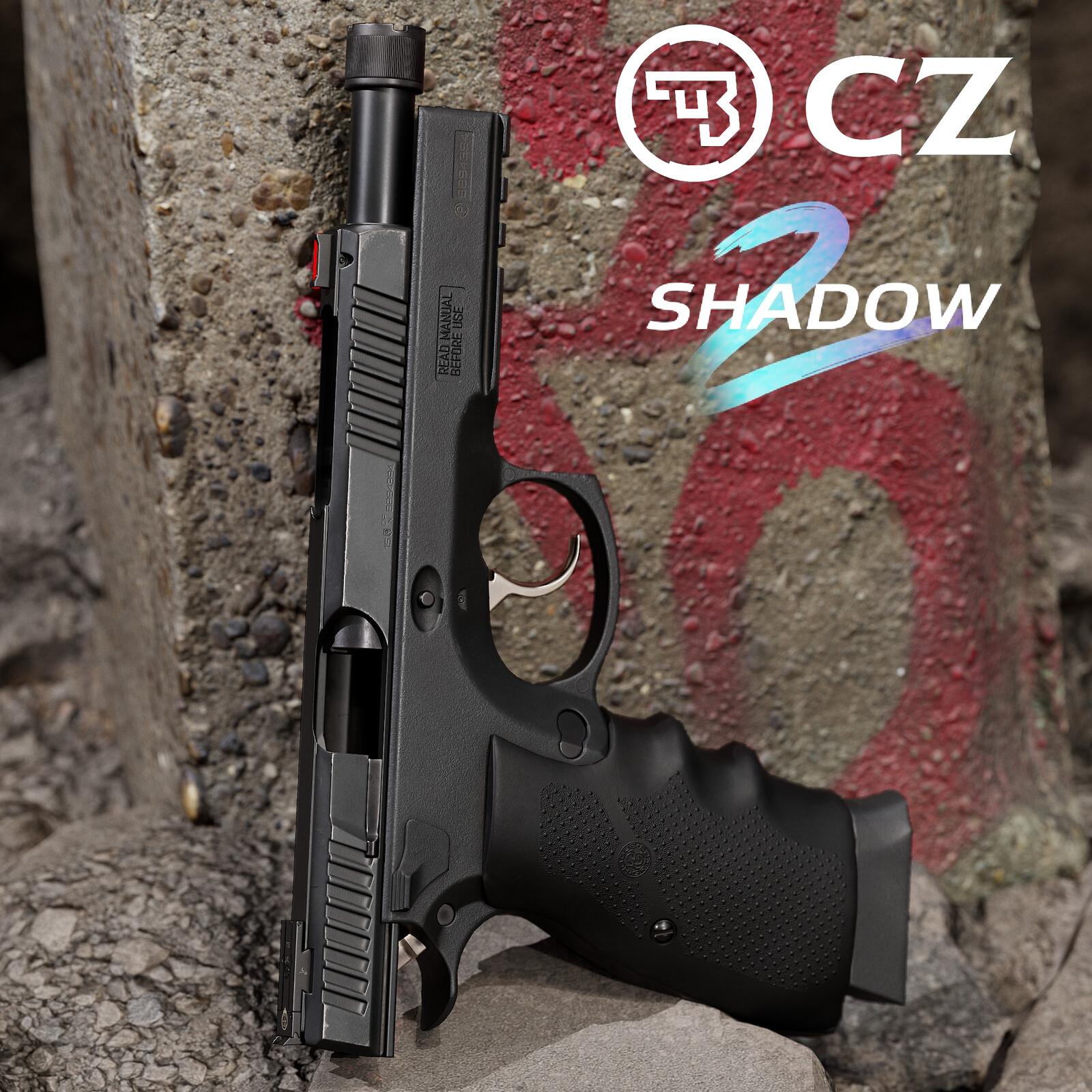 CZ Shadow 2 Echo Custom