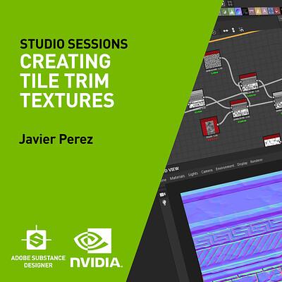 NVIDIA| Creating Tile Trim Textures