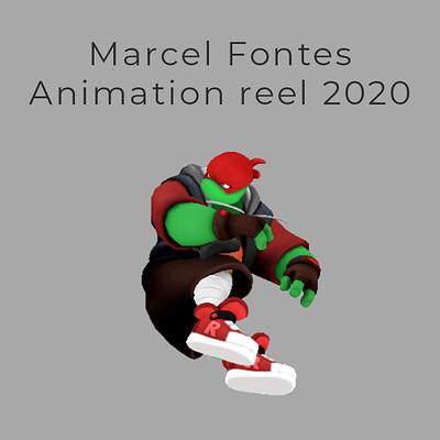 Marcel Fontes Gameplay Animation Reel 2020