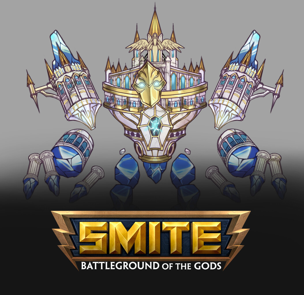 Smite - Cathedral Geb