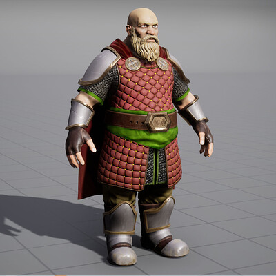 John ahlborg john ahlborg dwarf front