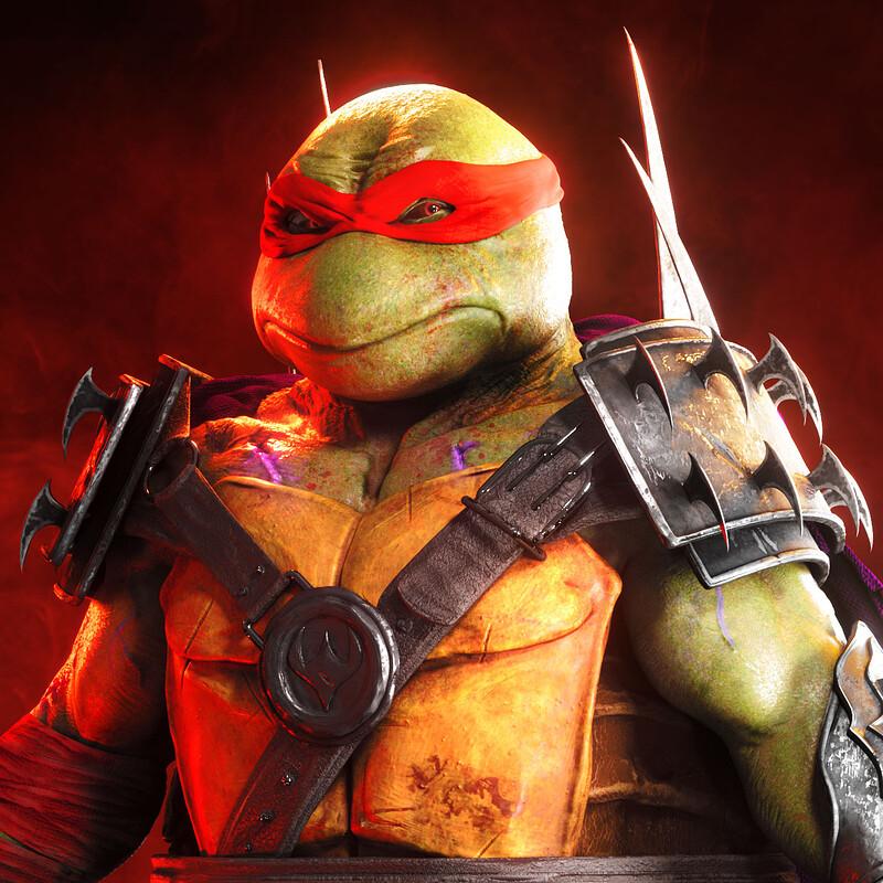 Evil Raphael