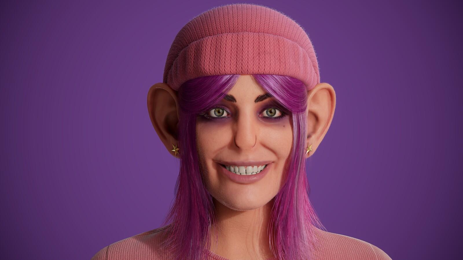 Izabel from Saga