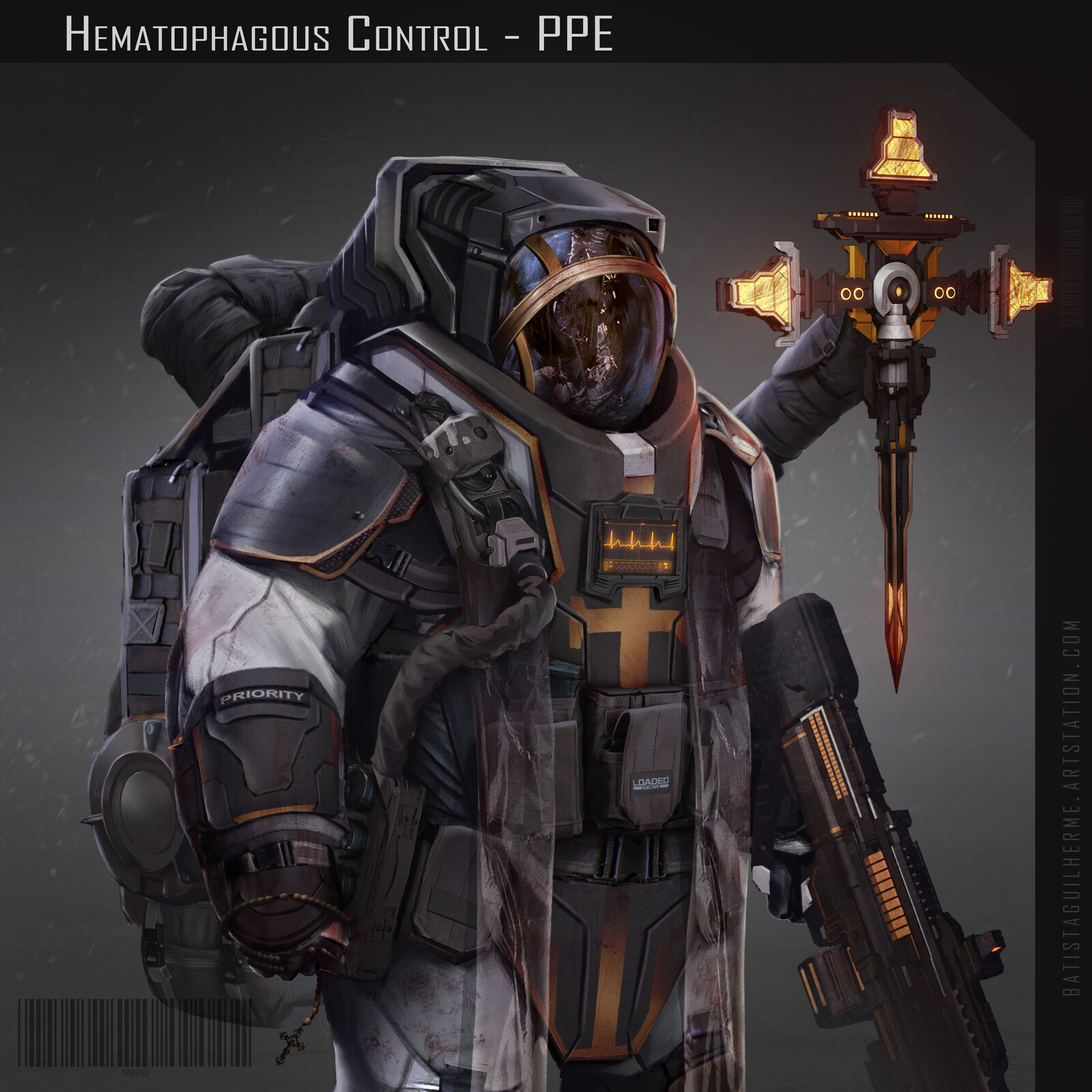 Hematophagous Control - PPE