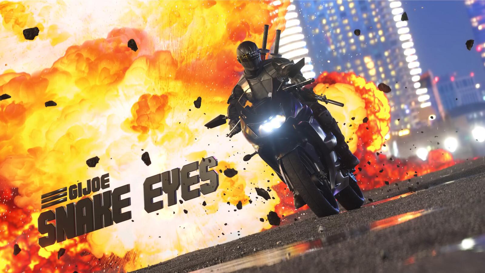 Snake Eyes Profile