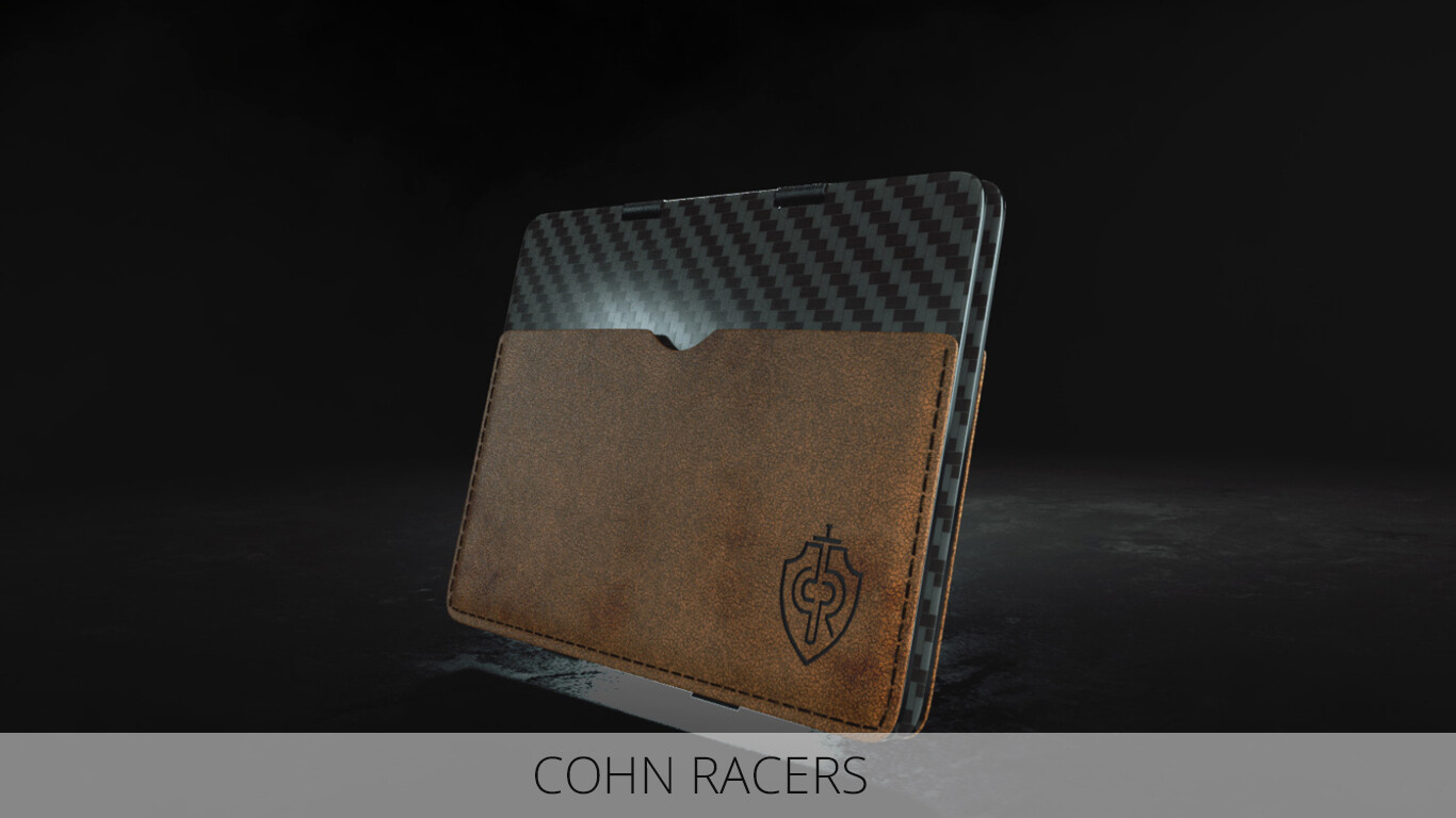 3D Product Animation - Cohn Racers