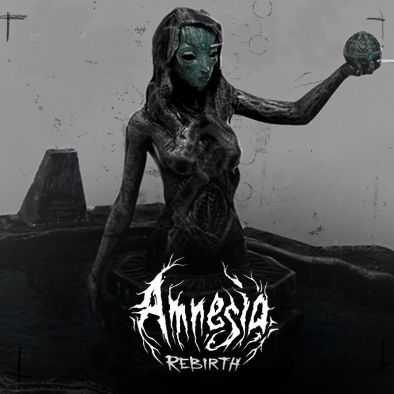 Amnesia Rebirth - Dark World