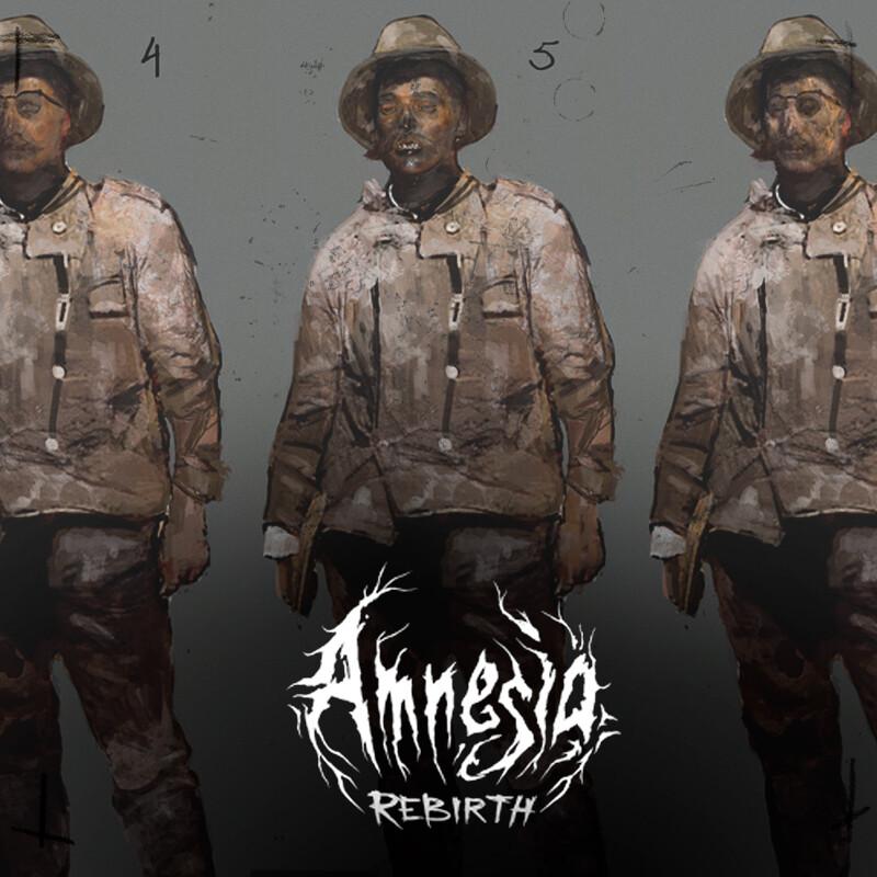 Amnesia Rebirth - Roman Expedition