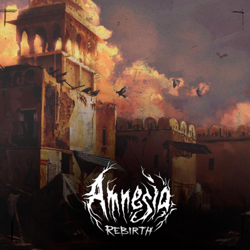 Amnesia Rebirth - French Foreign Legion