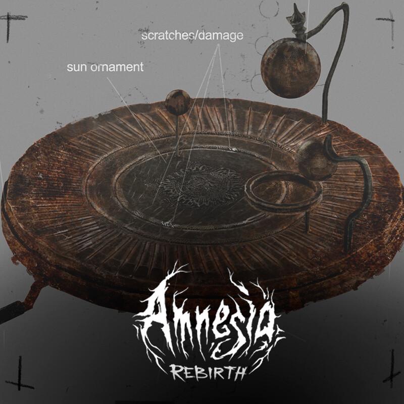Amnesia Rebirth - Cistern