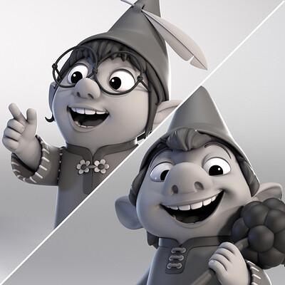 Jimmy levinsky jimmy levinsky gnomes thumb 001