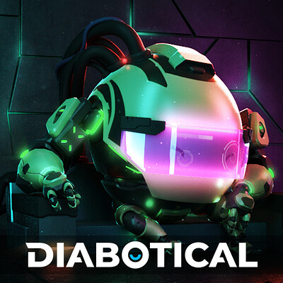 Gullwing - Diabotical music track cover art