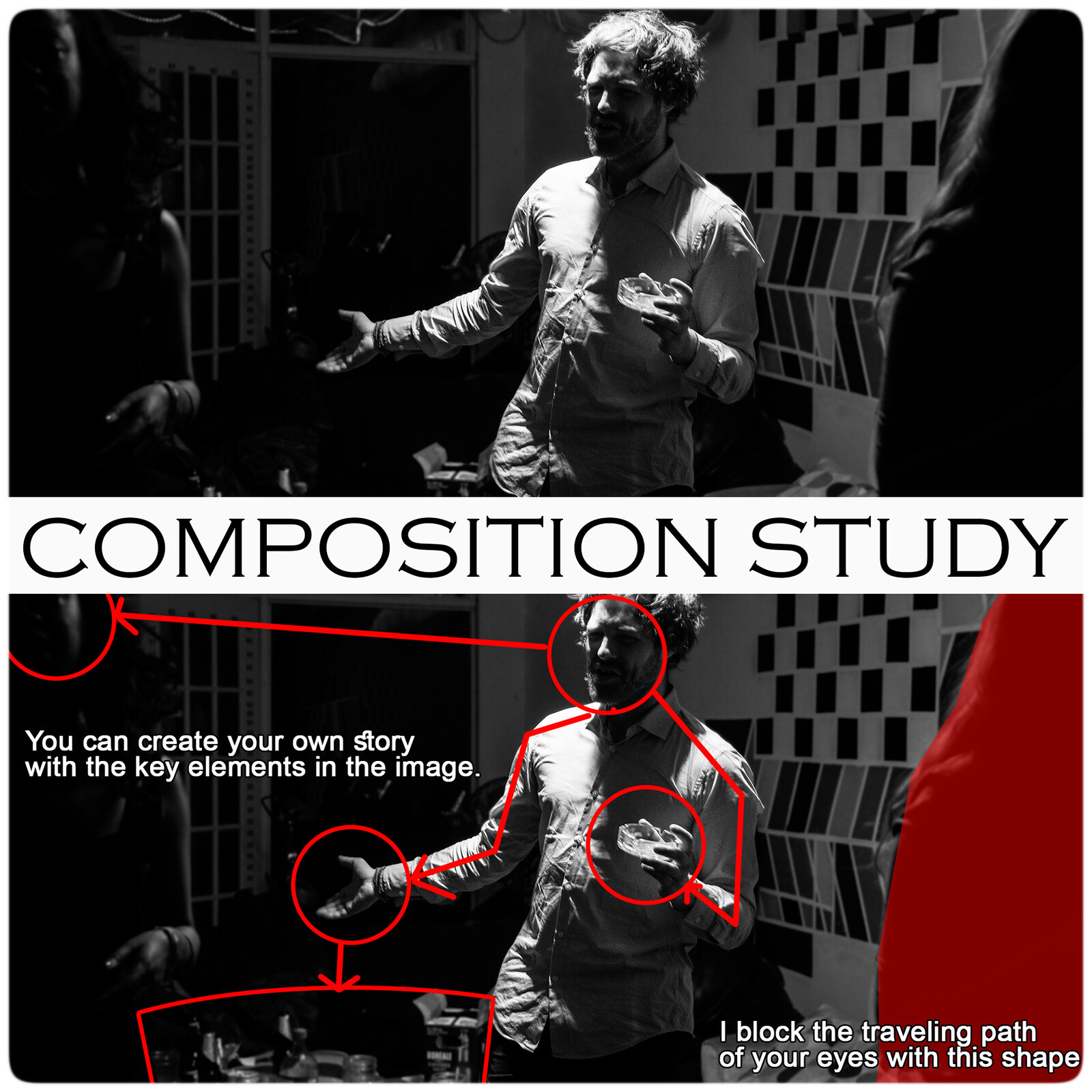 Composition Study: Visual Storytelling