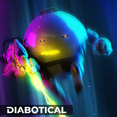 Shaft - Diabotical music track cover art