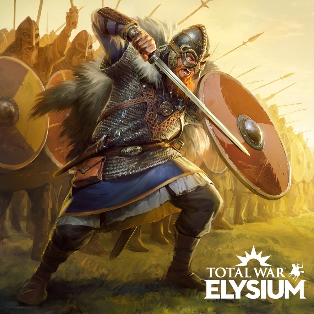 Total War Elysium : Hersir