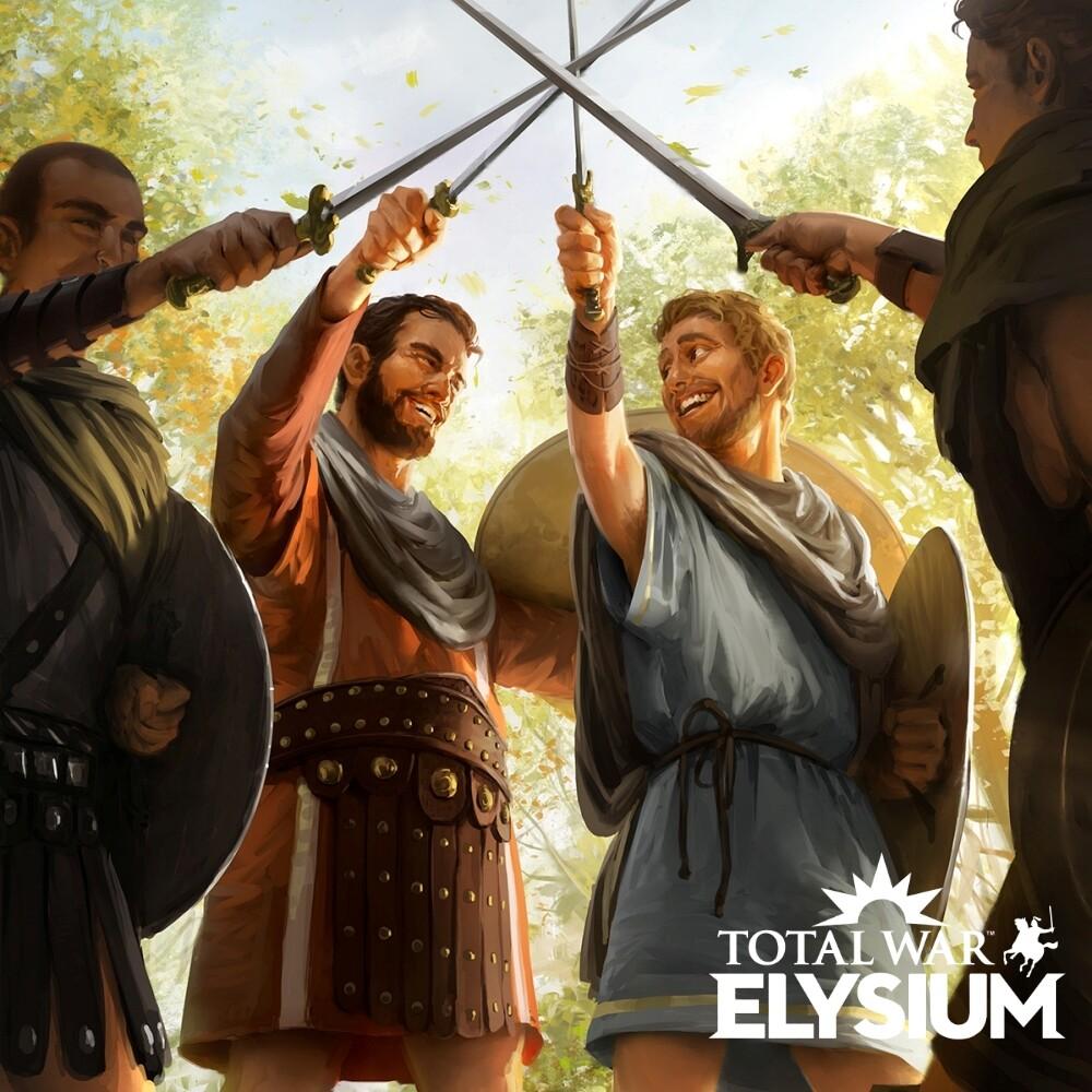 Total War Elysium : Sworn Companions