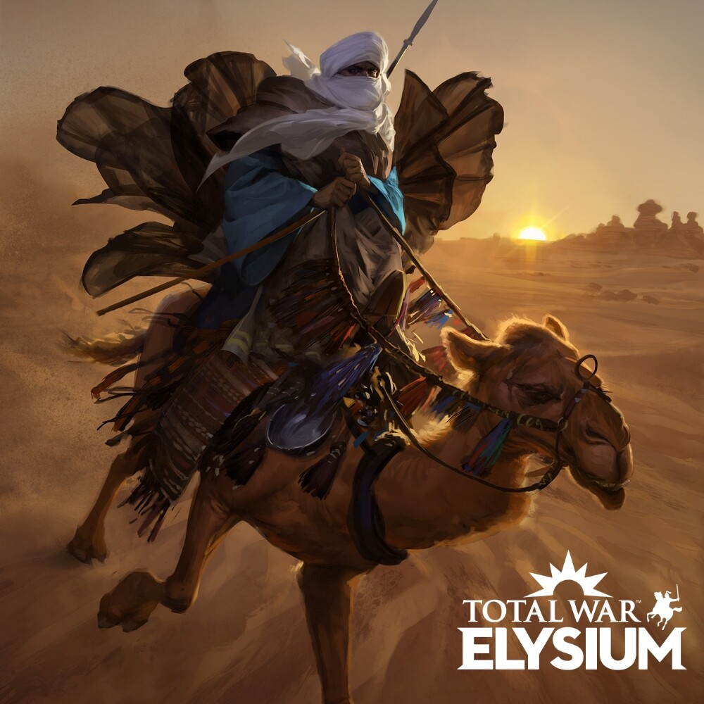 Total War Elysium : Dawn Couriers