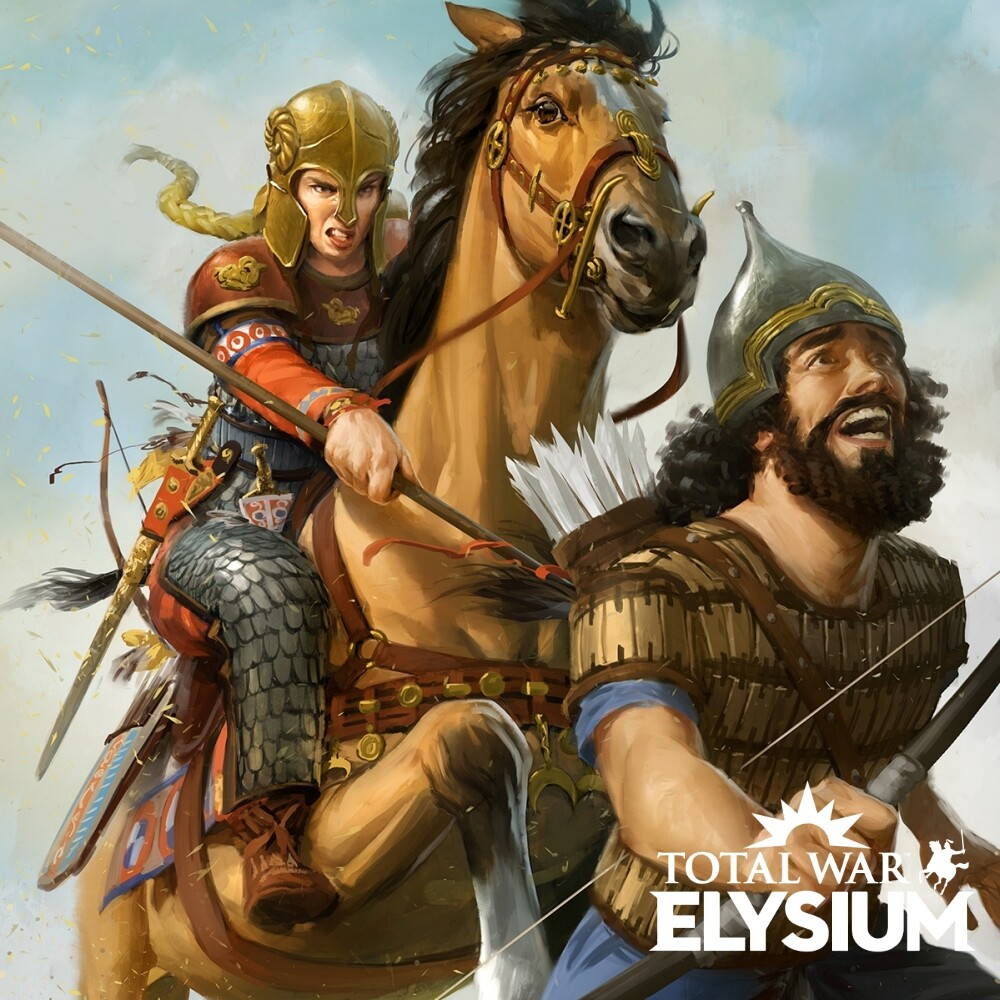 Total War Elysium : Nomad Cavalry
