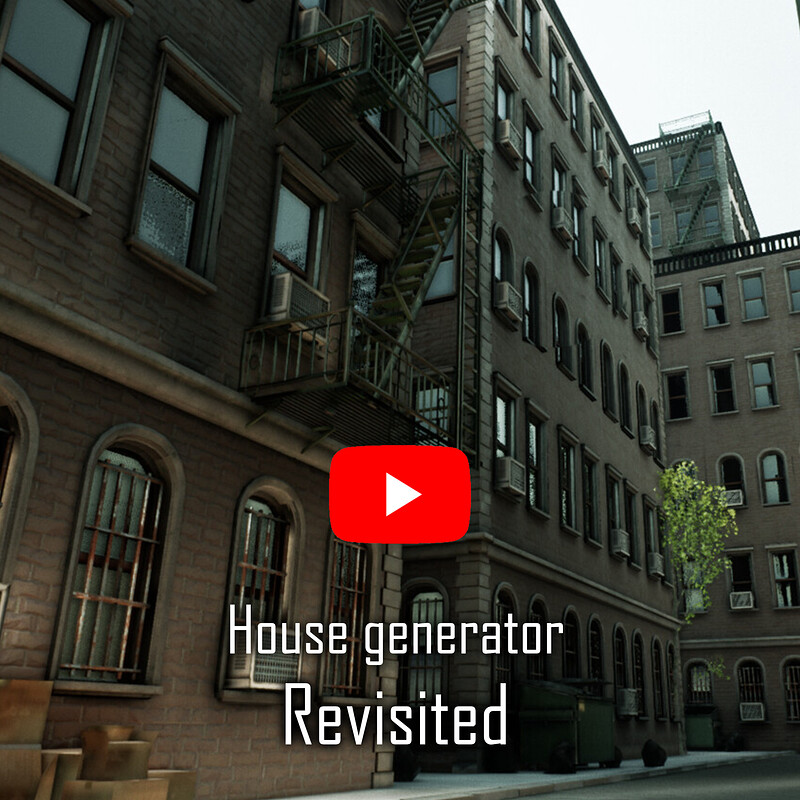 House Generator Revisited