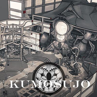 Throne Room Kumosujo