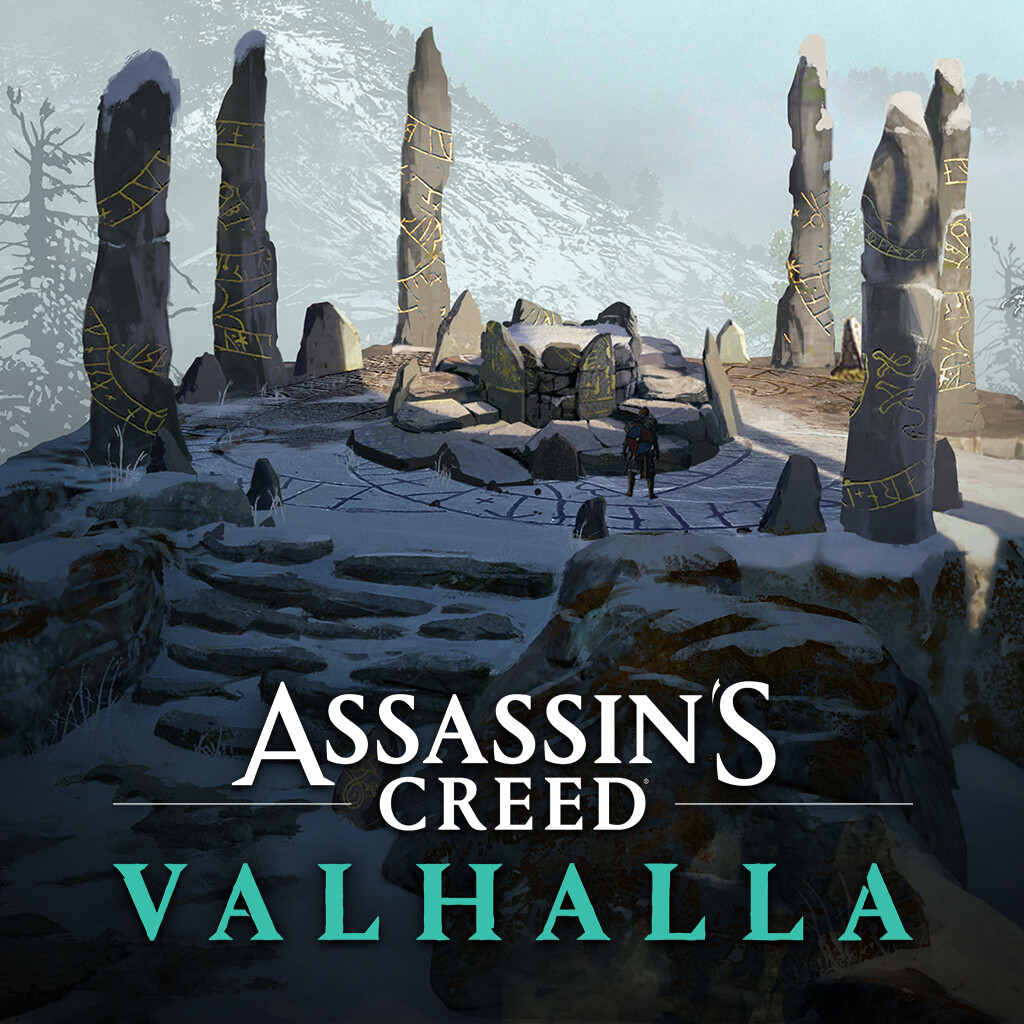 Assassins Creed Valhalla - Jotunheim Altar Design
