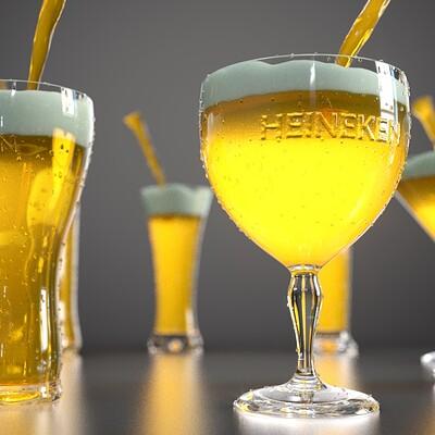 Mimo mimo beer pouring setup 120 glass all 193
