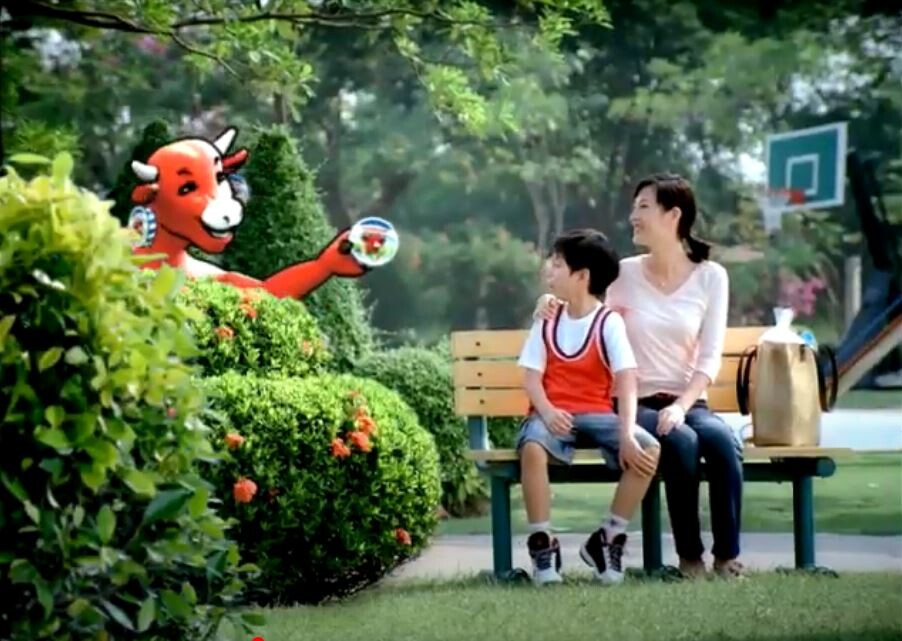 TVC The Laughing Cow | 2010