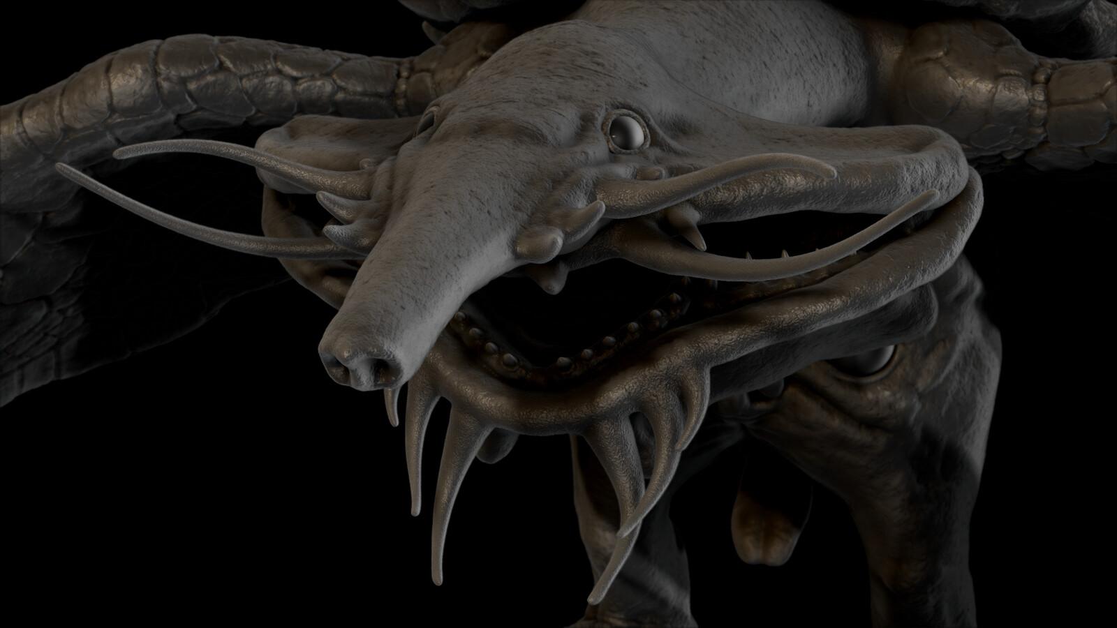 Molokago - 3D Sculpt
