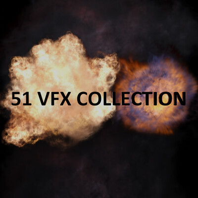 51 VFX COLLECTION V1