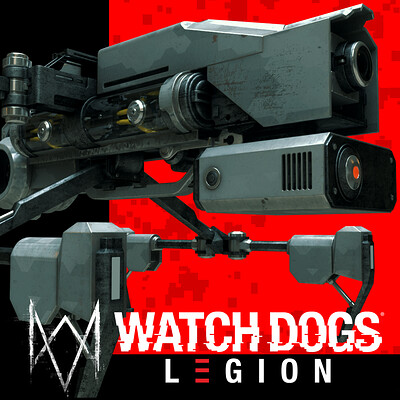 Ben nicholas ben nicholas bennicholas watchdogs legion drone repair icon