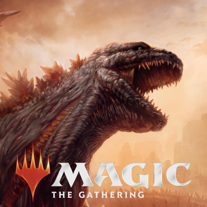 MtG : Godzilla, Doom Inevitable
