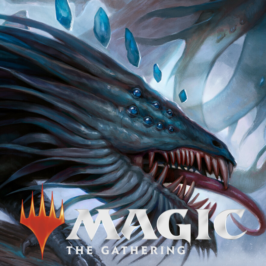 MtG : Slitherwisp and Oread of Mountain's Blaze