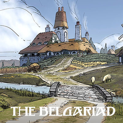 Belgariad - Faldor's Farm