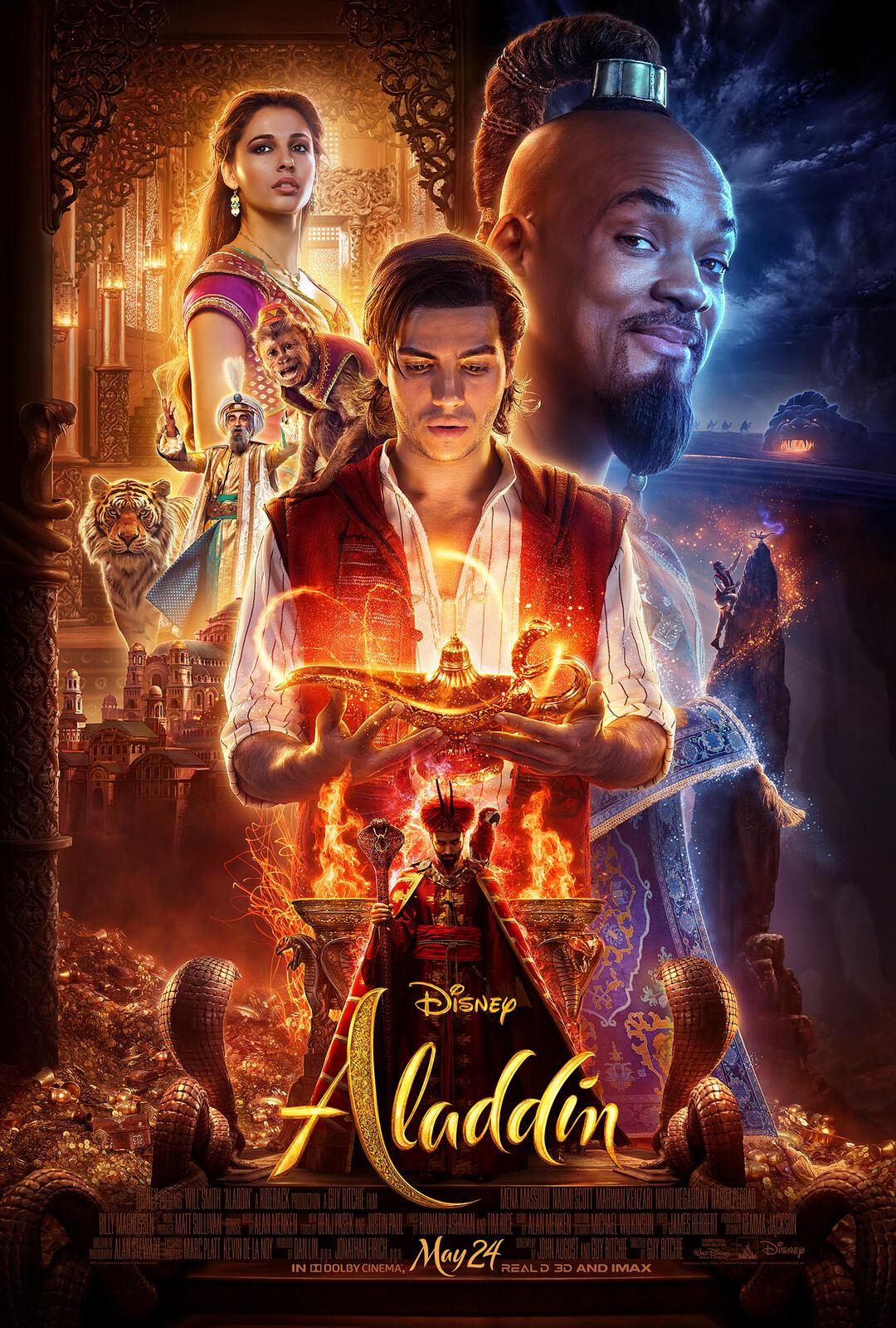 Aladdin(2019)