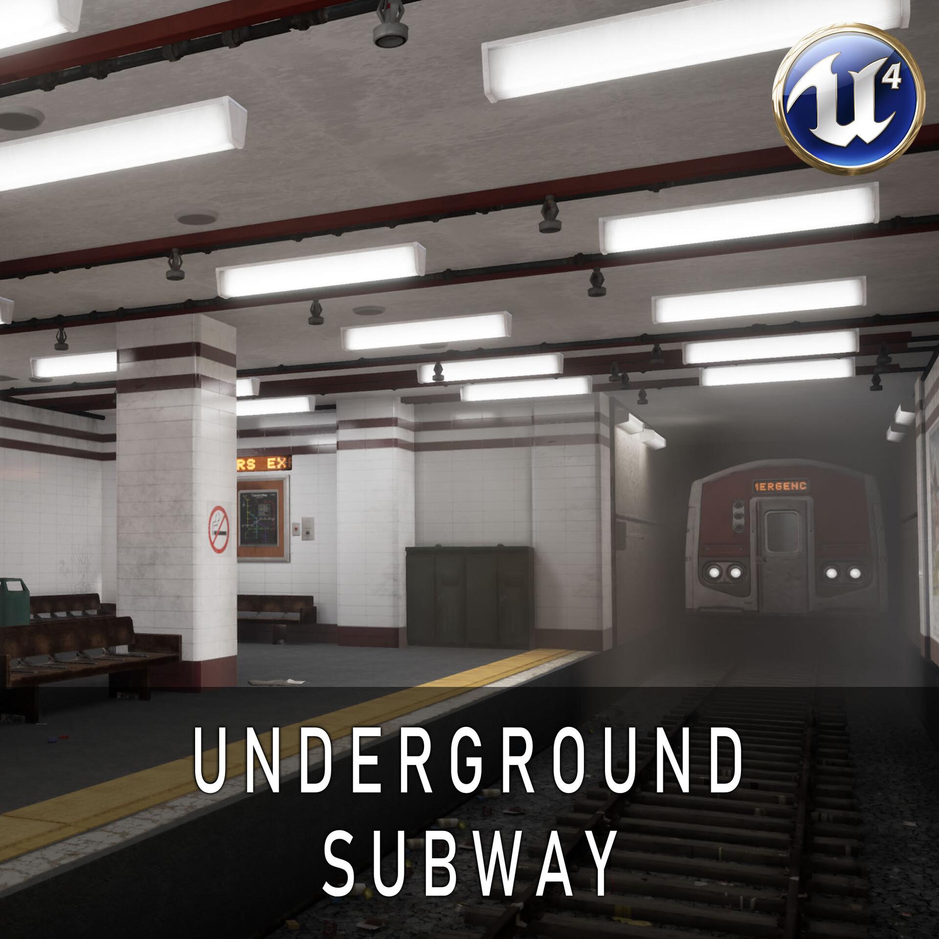 Underground Subway