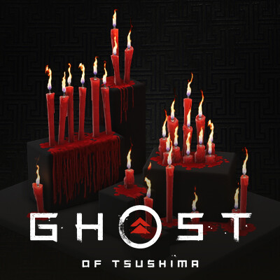 Ghost of Tsushima - Legends || Assets