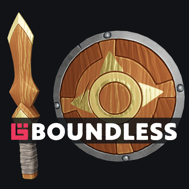 Boundless Weapons and Shields