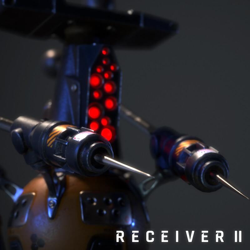 Sneak Bot (Receiver II enemy)