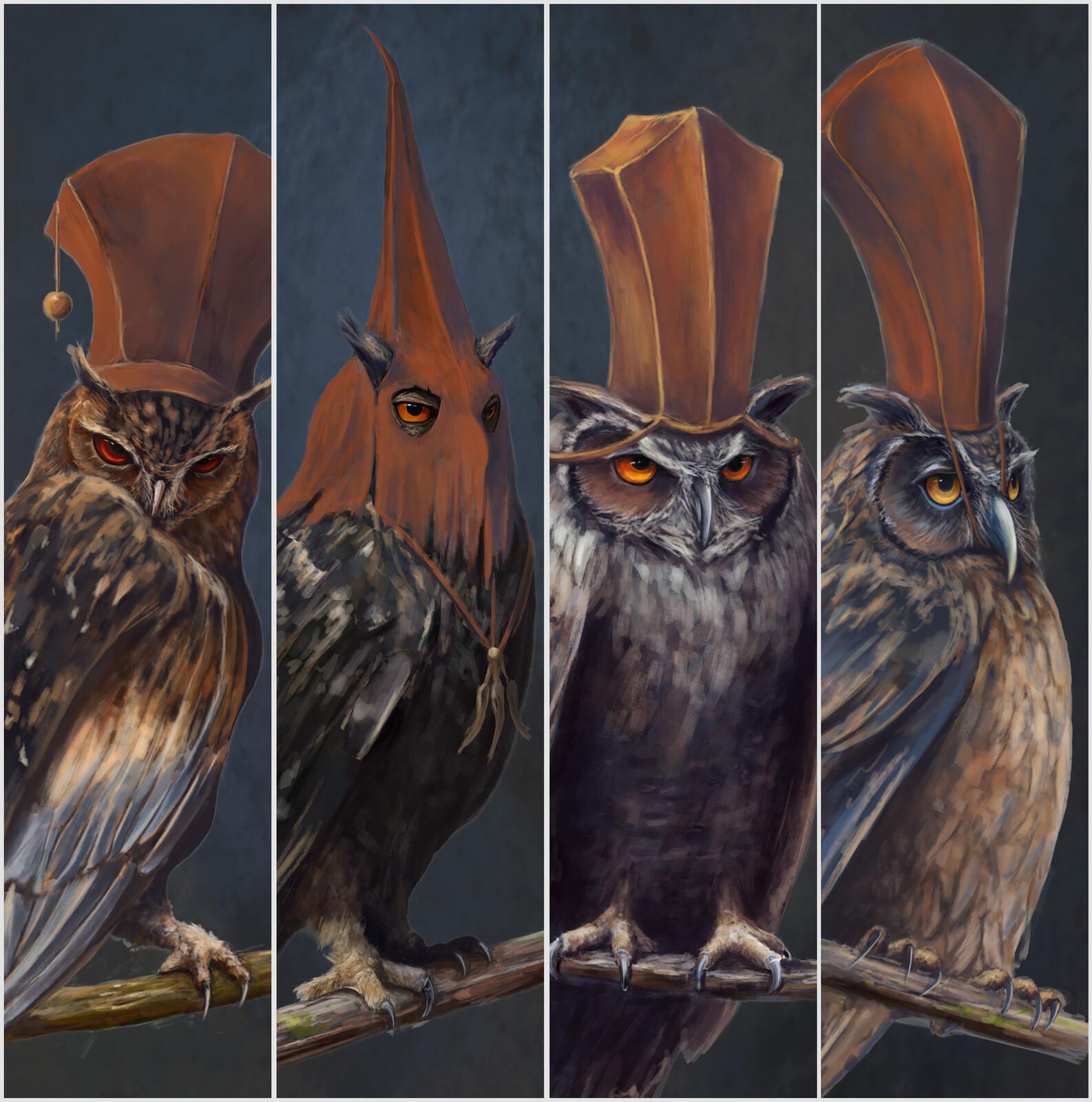 Owl Nobles