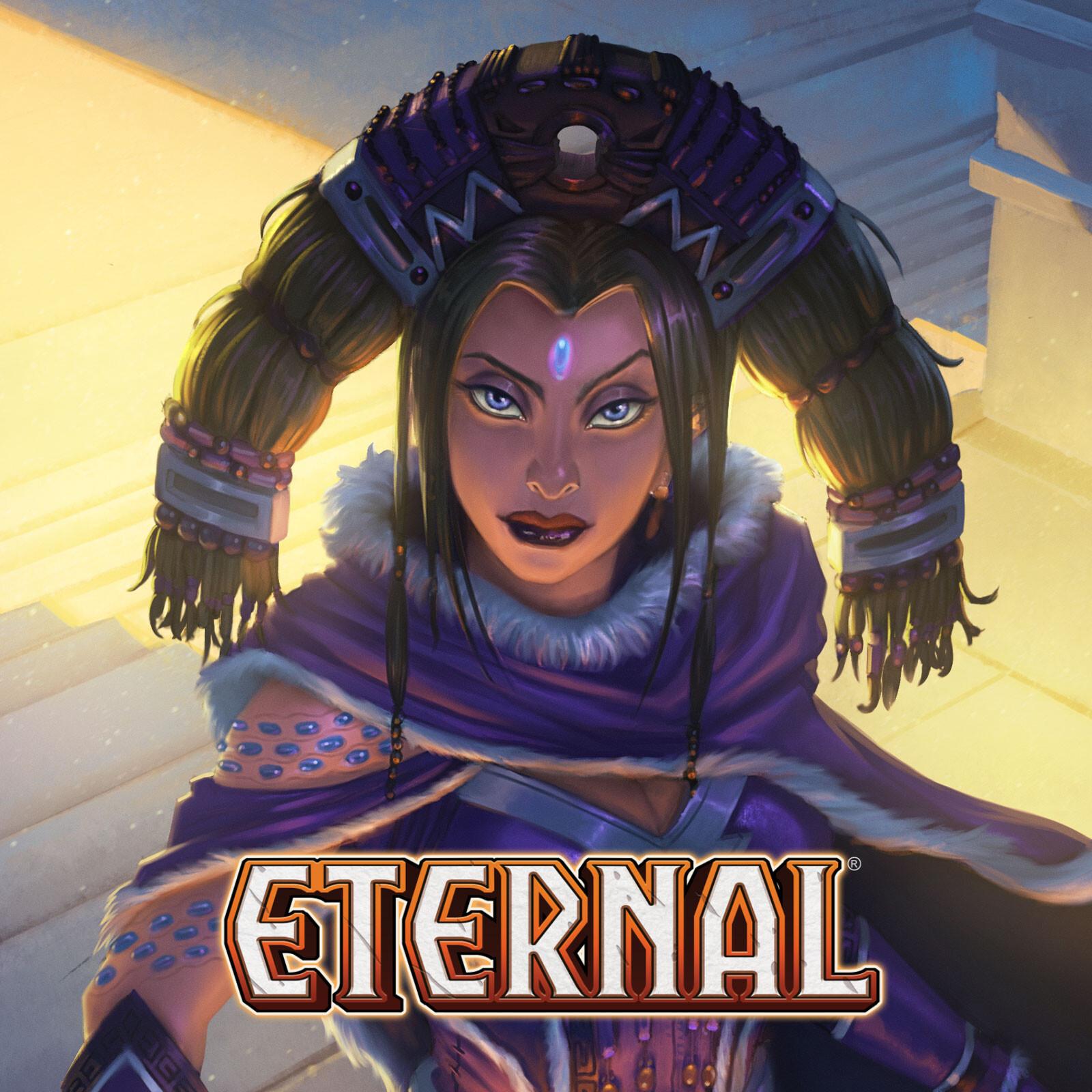 Eternal: Ikarnus Makkar's Listener by Rafater