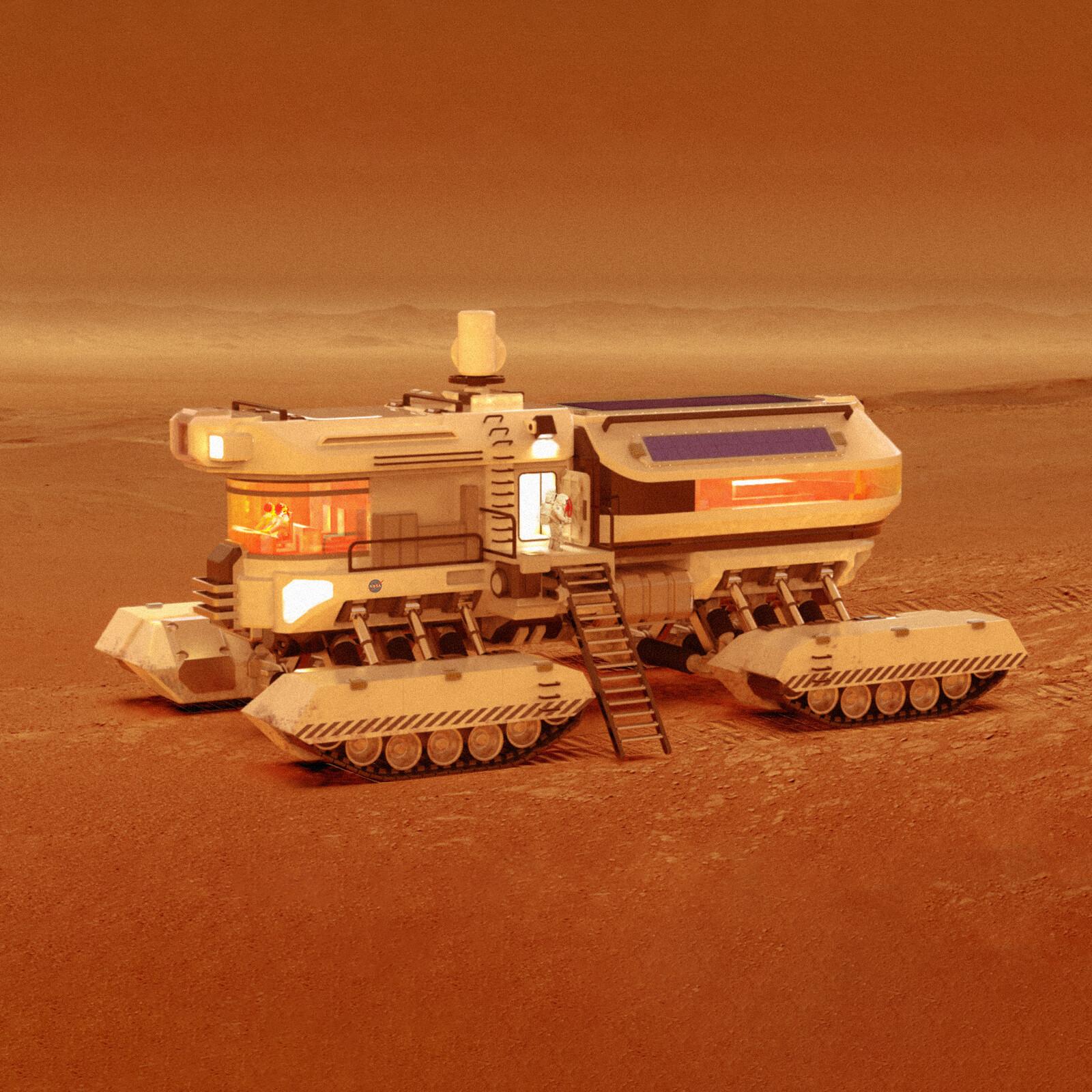 Mars Cruiser