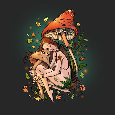 Olga dannik olga dannik mushroom